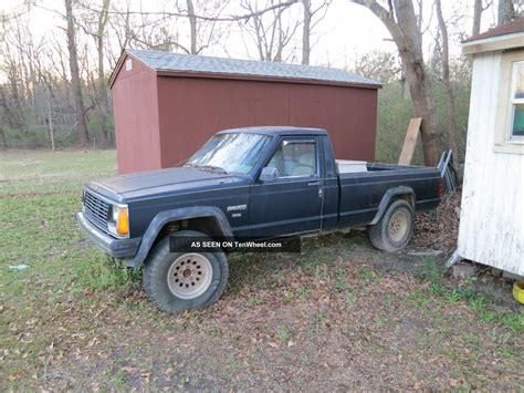 1986 jeep comanche 4x4 1986 jeep comanche 2 5l 4x4 long bed