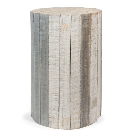 bout de canapé maison du monde bout de canapé en bois l 28 cm arctique maisons du monde