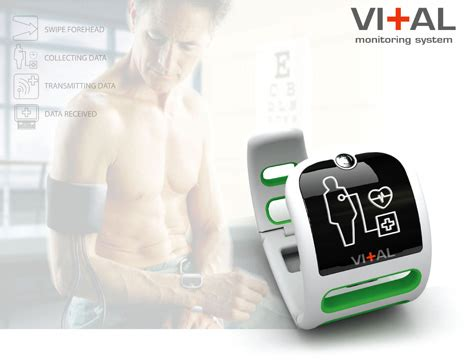 Vital Monitoring System by Dan Bishop | Yanko Design