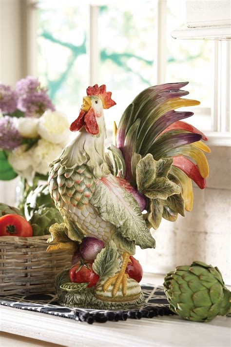 Rooster Kitchen Decor 25 by 25 Best Rooster Decor Ideas On Rooster