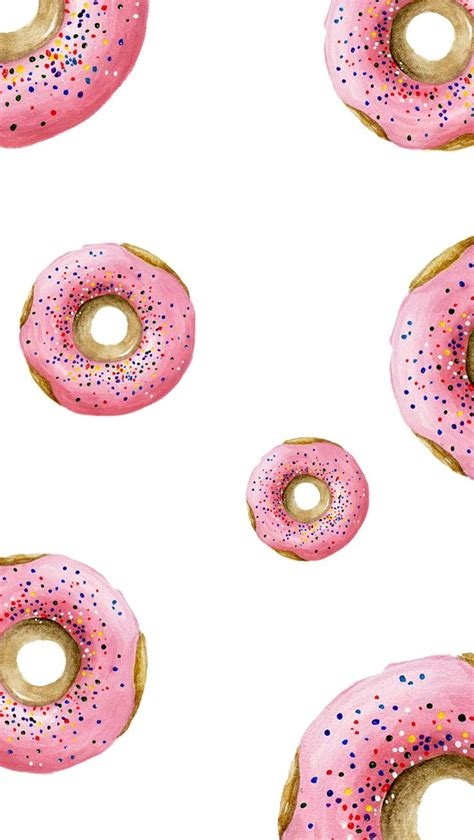 Donut Background 25 Best Ideas About Wallpaper Backgrounds On