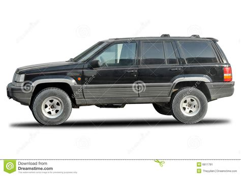old white jeep cherokee old jeep cherokee 4x4 stock image image of fast isolated