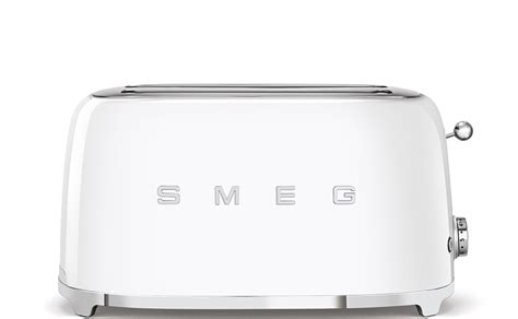 toaster smeg 4 scheiben tsf02rdeu rot modulk 252 chen bloc