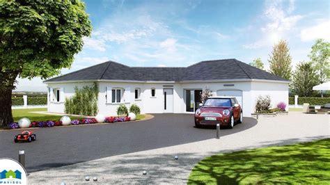 modele maison confort yveloise maison avec plan en v