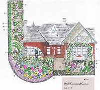Garden Design And Planning Design Planning A Pink Perennial Garden Pictures To Pin On Pinterest