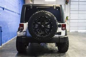 2011 Jeep Wrangler Unlimited Lifted Rubicon 4x4 V6 Hardtop