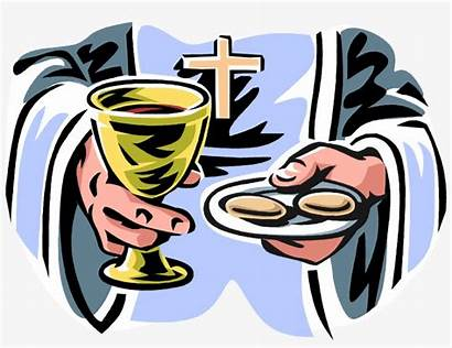 Communion Holy Clipart Catholic Drawing Clip Pngkey