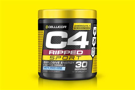 cellucor launches  ripped version   simpler  sport