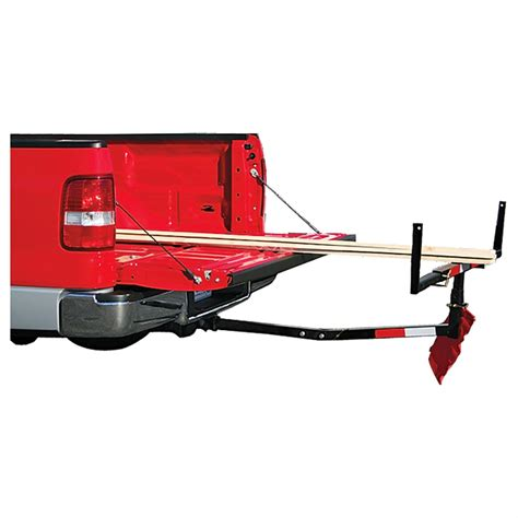 uriah 174 hitch mount truck bed extender 186395 towing at