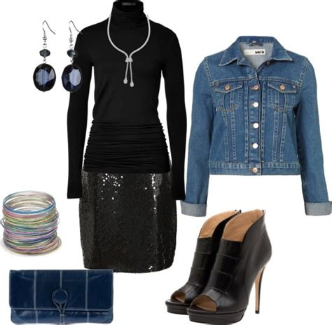 22 best Denim and diamond outfit images on Pinterest   Denim and diamonds Diamond party and ...