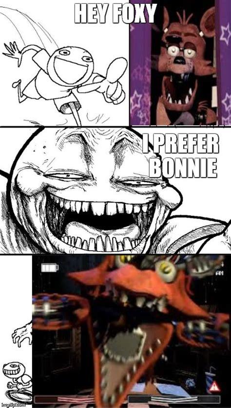 F-NaF Foxy Funny Memes