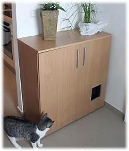 Schrank Fuer Katzenklo : catwatching ~ Frokenaadalensverden.com Haus und Dekorationen