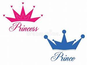 Prince and princess stock vector. Illustration of magic ...