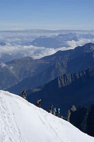 Highest Mountain Climbing