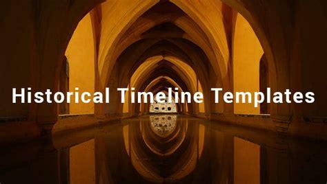 historical timeline templates psd