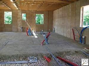 Isolation Dalle Beton Sur Terre Plein : b ton de chanvre m lange de ch nevotte fibr e et de chaux ~ Premium-room.com Idées de Décoration