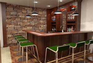 The Ultimate Guide to Creating a Home Bar ThrivaHolic com