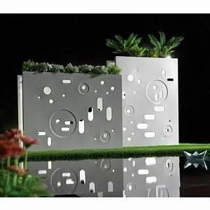 Jardinière Brise Vue : cellule jardini re brise vue par bysteel paperblog ~ Premium-room.com Idées de Décoration