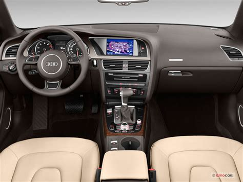 audi dashboard a5 2015 audi a5 prices reviews and pictures u s news