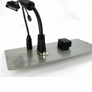 Legrand Electrack Floor Box Plate Hdmi  Vga And Audio Nx