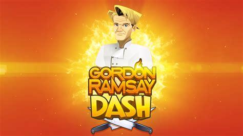 cucinare con gordon ramsay recensione gordon ramsay dash in cucina con chef ramsay
