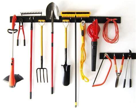 garden tool organizers pegboard garage storage 96