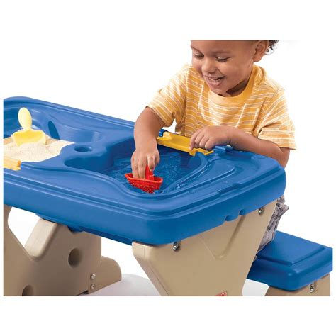step 2 picnic table step 2 picnic play table 190680 toys at sportsman 39 s guide