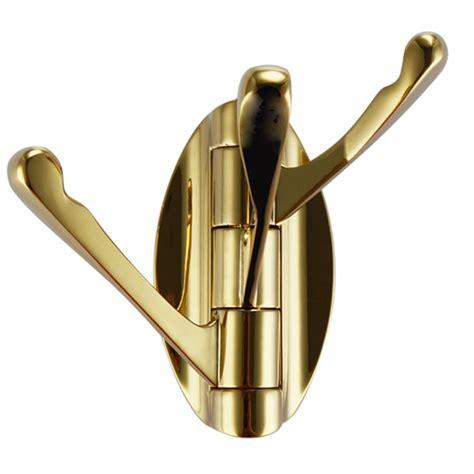 brass swing arm wall kes solid metal swivel hook heavy duty folding swing arm