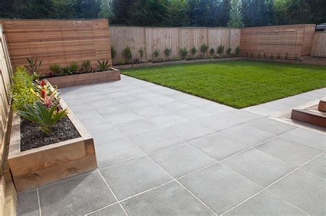 Patio Blocks by Others Large Concrete Pavers For Quickly Create A Patio