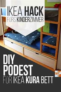 Ikea Hacks Podest : chaosfreies kinder und jugendzimmer ikea kura hack christian and rylan bedroom pinterest ~ Watch28wear.com Haus und Dekorationen