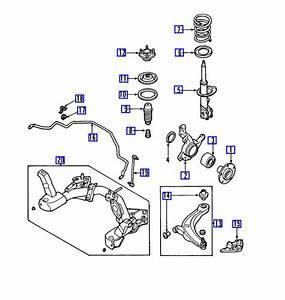 Engine Diagram Mazda Mpv 2005