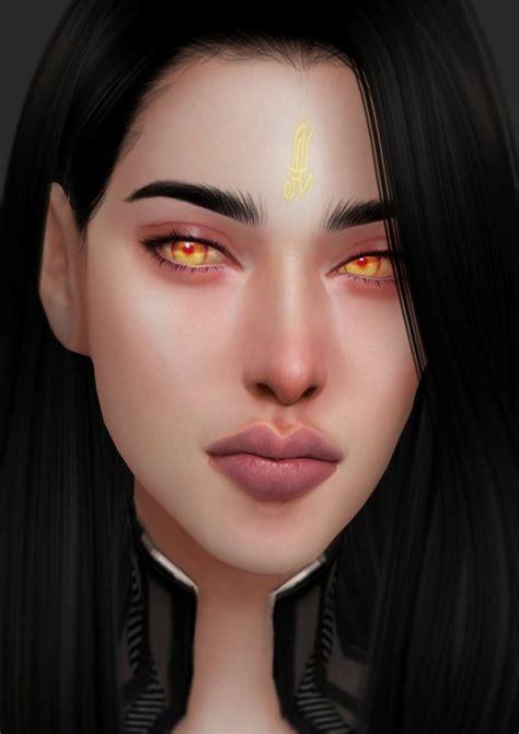 goppols  realm  magic eyes set sims  downloads