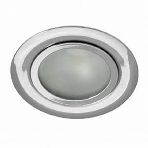 Spot Led Extra Plat 220v : spot extra plat encastrable gavi finition chrome 12v ~ Edinachiropracticcenter.com Idées de Décoration
