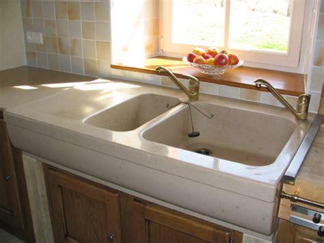 lavabo pour cuisine evier cuisine accueil design et mobilier