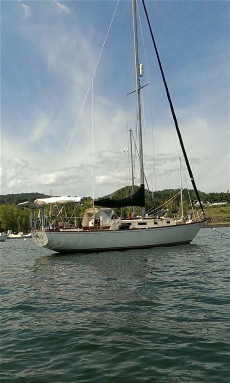 Jeff Hull Boat Yard by Boat Yard Tartan 34 Classic Association