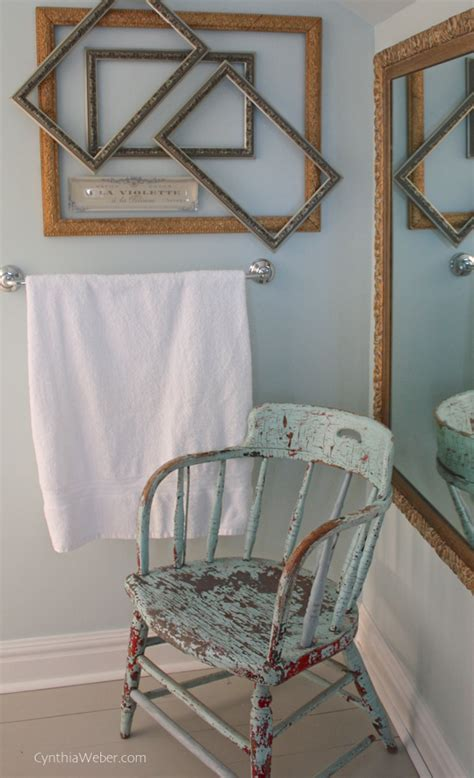 client diaries jess amp brad� vintage glam bathroom reveal