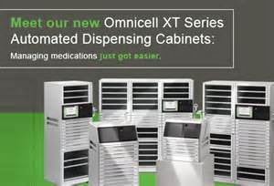 omnicell xt automated medication dispensing cabinets