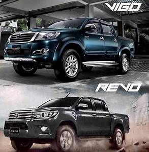 2015 2016 Toyota Hilux Revo Vigo Major Change Model