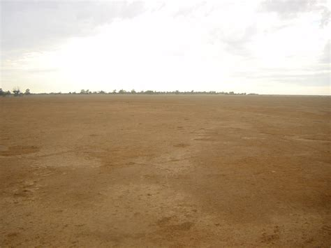 Land Kiting The Hay Plains.... Photo