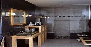 Salle De Bain Italienne Leroy Merlin : salle de bain contemporaine design leroy merlin ~ Melissatoandfro.com Idées de Décoration