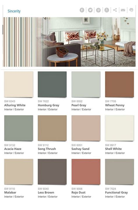 sherwin williams interior paint colors 2018 www