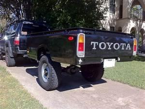 Matt U0026 39 S Toyota Truck Bed Trailer