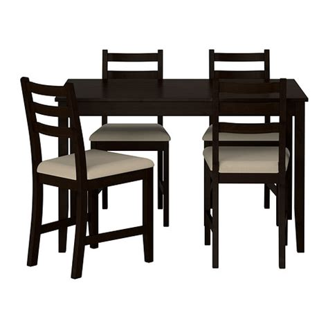 table haute de cuisine ikea lerhamn table and 4 chairs ikea