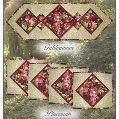 quilted placemats patterns 1000 ideas about quilted table runner patterns on