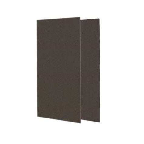 Shower Panels Home Depot - swanstone 1 4 in x 36 in x 96 in two easy up