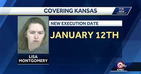 New execution date set for Lisa Montgomery