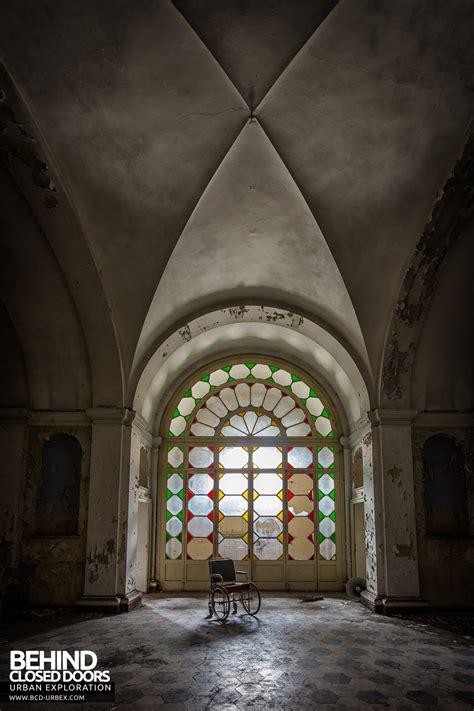 manicomio  colorno abandoned asylum italy urbex