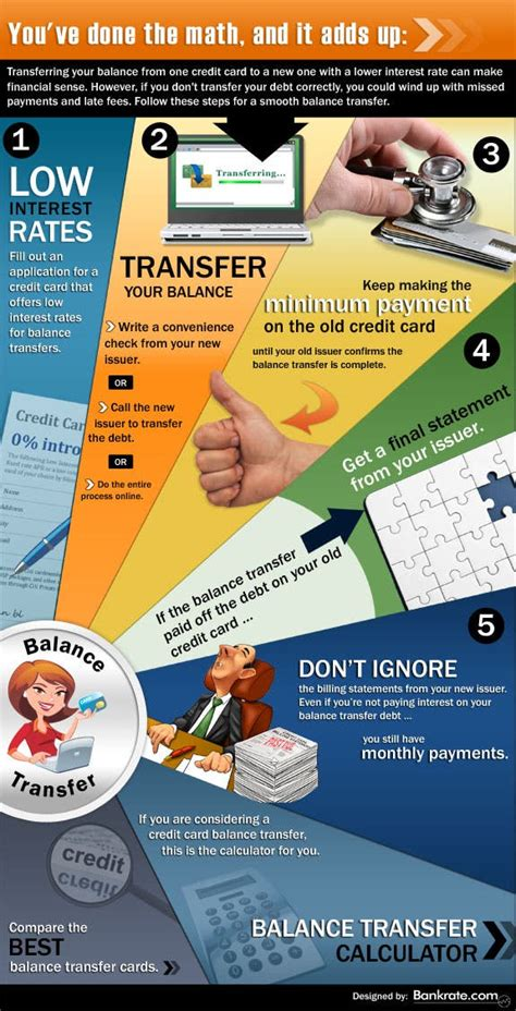 No transfer fee with this transfer apr. How To Do A Credit Card Balance Transfer - Bankrate