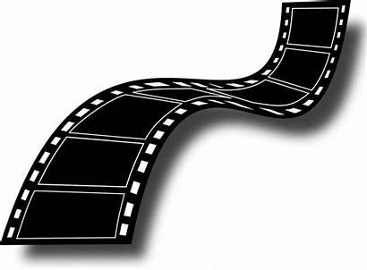 Film Strip Clipart Clip Filmstrip Films Clker