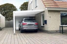Carport Camping Car Alu : abris voiture avec toile tendue carport aluminium ~ Dailycaller-alerts.com Idées de Décoration